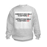 Communists vs. Capitalists Sweatshirt