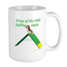 King of the Hill-Agility Styl Mug