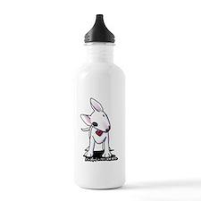 Bull Terrier Spot Water Bottle