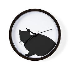 British Shorthair Wall Clock