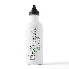 Vino & Vinyasa Water Bottle
