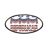 Vote Republican Patches