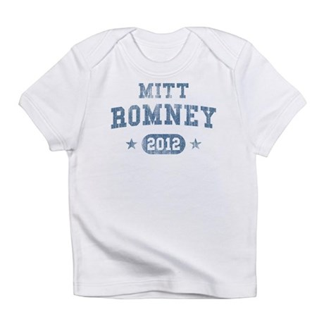 'Vintage' Mitt Romney Infant T-Shirt