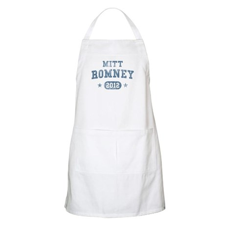 'Vintage' Mitt Romney Apron