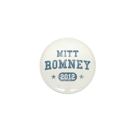 'Vintage' Mitt Romney Mini Button (10 pack)