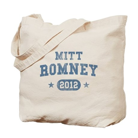 'Vintage' Mitt Romney Tote Bag