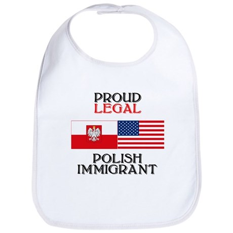 Polish Immigrant Bib