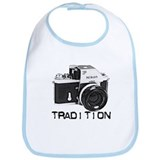 Photography Tradition Bib