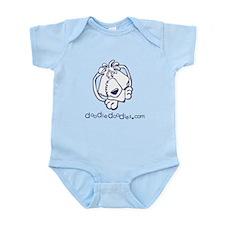 Unique Footprint Infant Bodysuit