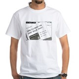 CLE Credit Card Shirt