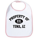 Property of Yuma Bib