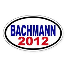Michele Bachman 2012 Decal