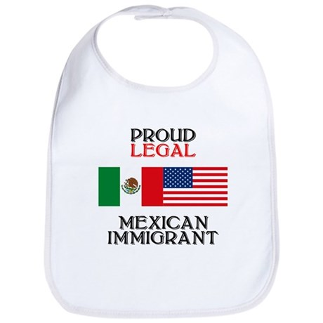 Mexican Immigration Bib