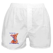 Adopt a Shelter Dog Boxer Shorts