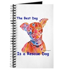 Adopt a Shelter Dog Journal