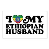 Ethiopian Husband Decal