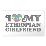 Ethiopian Girlfriend Decal