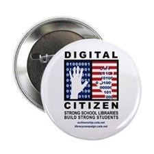 "Digital Citizen 2.25"" Button (100 pack)"