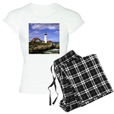 Maine Lighthouse Pajamas