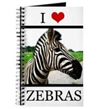 I Heart Zebras Journal