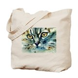 Carmen Cat Tote Bag