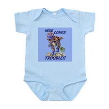 Unique Dino Infant Bodysuit