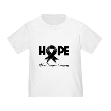 Hope Skin Cancer Toddler T-Shirt