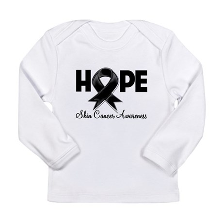 Hope Skin Cancer Long Sleeve Infant T-Shirt