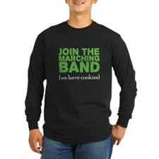 Join the Marching Band T