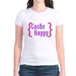 Cache Happy Jr. Ringer T-Shirt