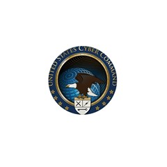 United States Cyber Command Mini Button (10 pack)