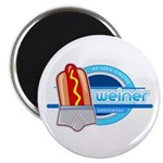Weiner Underwear - Grey Briefs Magnet