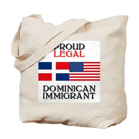 Dominican Immigrant Tote Bag
