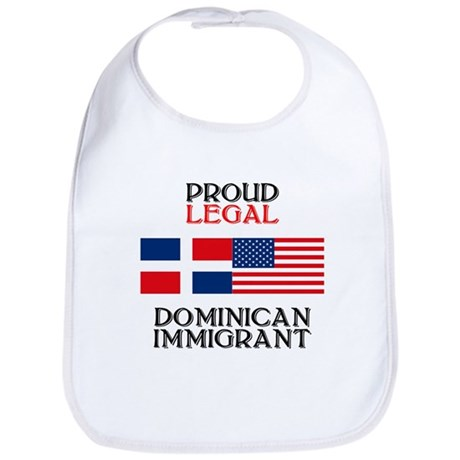 Dominican Immigrant Bib