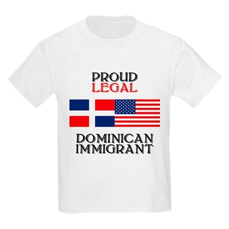Dominican Immigrant Kids T-Shirt