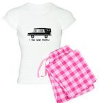 Funeral Director/Mortician Women's Light Pajamas