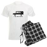 Funeral Director/Mortician Men's Light Pajamas
