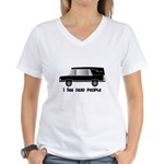 Funeral Director/Mortician Women's V-Neck T-Shirt