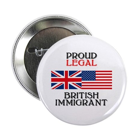 "British Immigrant 2.25"" Button (10 pack)"