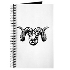 Ram's Head symbol Journal