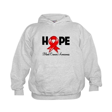 Hope Blood Cancer Kids Hoodie