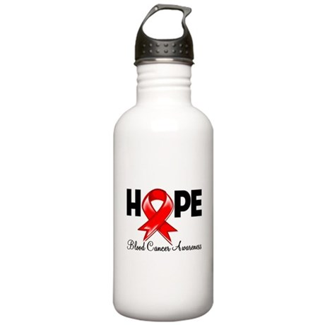 Hope Blood Cancer Stainless Water Bottle 1.0L