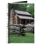 Cades Cove Log Cabin Journal