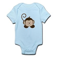 Pop Monkey Infant Bodysuit