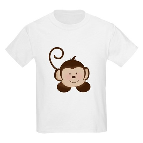 Pop Monkey Kids Light T-Shirt