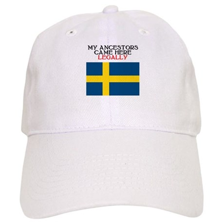 Swedish Heritage Cap