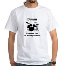 Drums Music Shirt