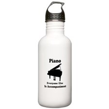 Piano Gift Stainless Water Bottle 1.0L