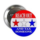 "Cool Hilarious campaign slogan 2.25"" Button"