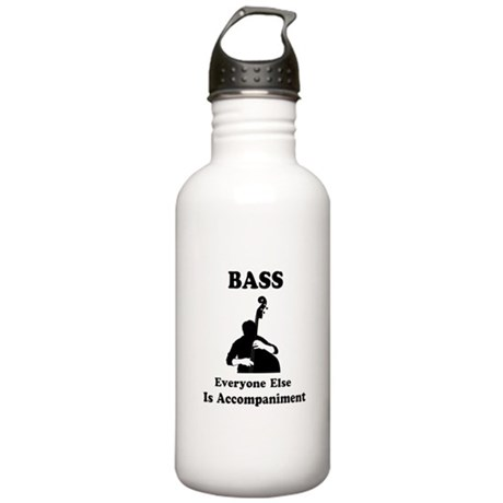 String Bass Gift Stainless Water Bottle 1.0L